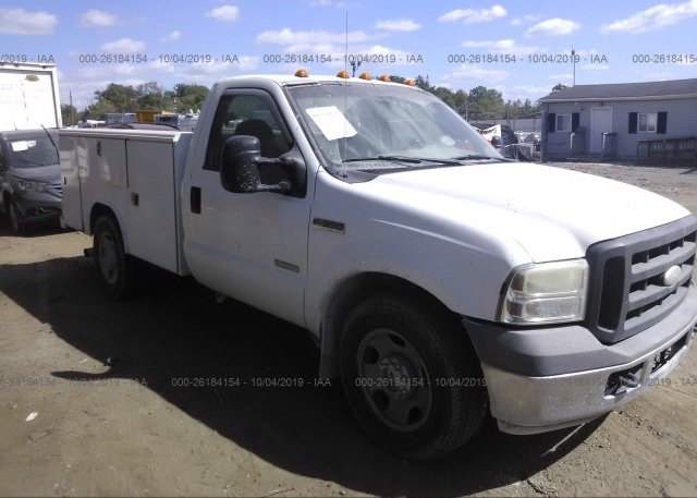 Inventory #103936149 2005 FORD F350