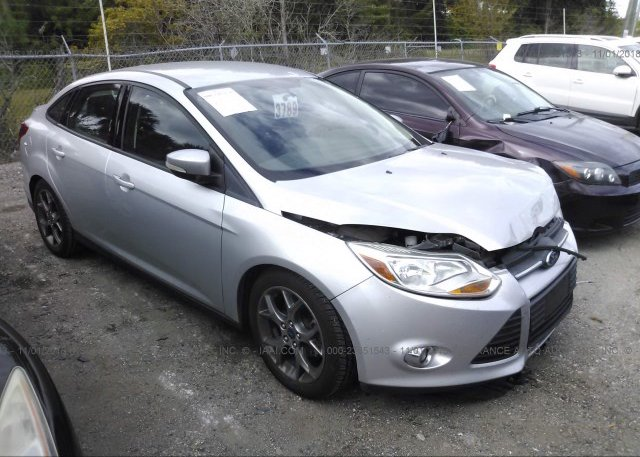 Inventory #857992505 2014 FORD FOCUS