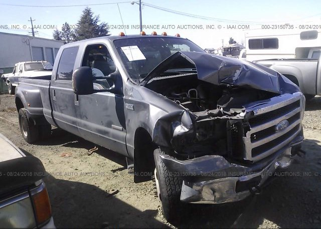 Inventory #821132775 2006 FORD F350
