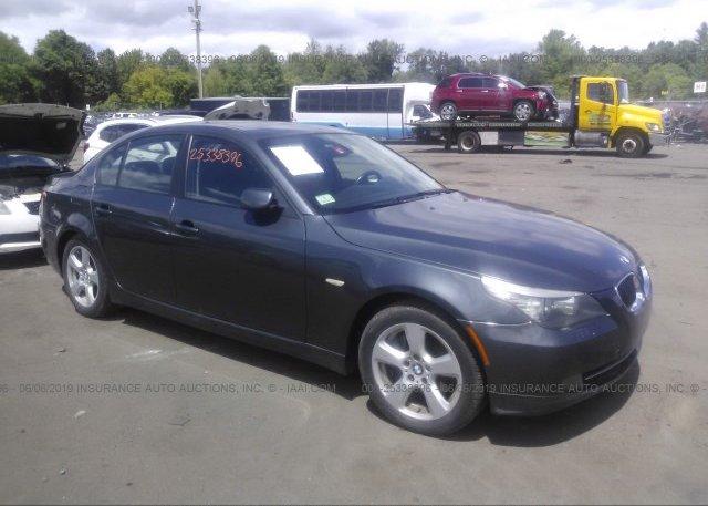 Inventory #929836371 2008 BMW 535