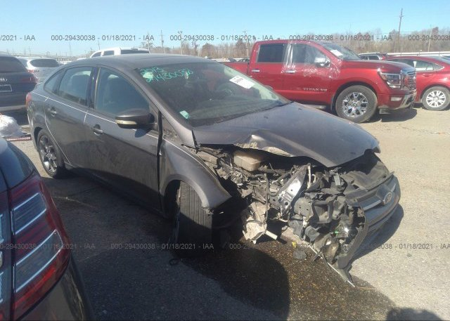 1FADP3F28DL236638 2013 FORD FOCUS
