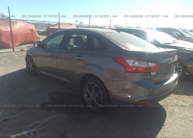 купить 2013 FORD FOCUS 1FADP3F28DL236638