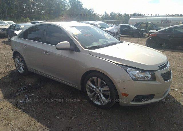 Inventory #695607299 2012 Chevrolet CRUZE