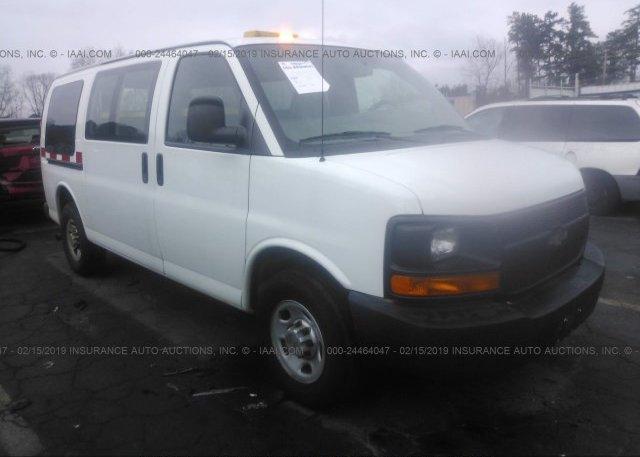 Inventory #100537771 2014 Chevrolet EXPRESS G2500
