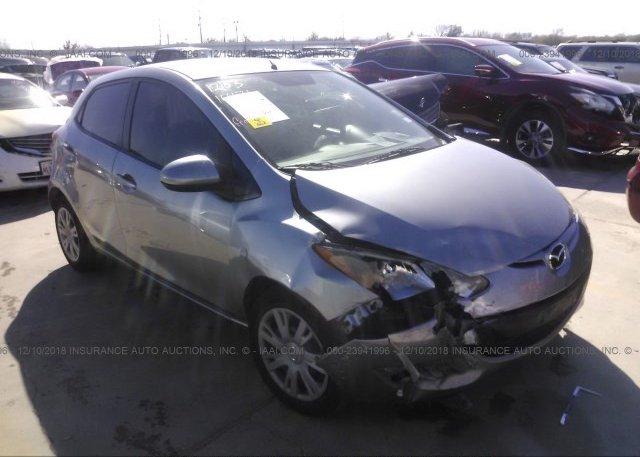 Inventory #762228212 2013 Mazda MAZDA2