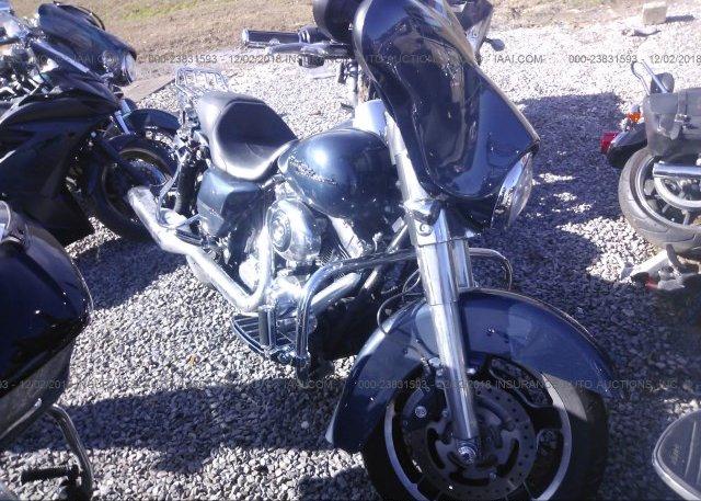 Inventory #609103594 2009 Harley-davidson FLHX