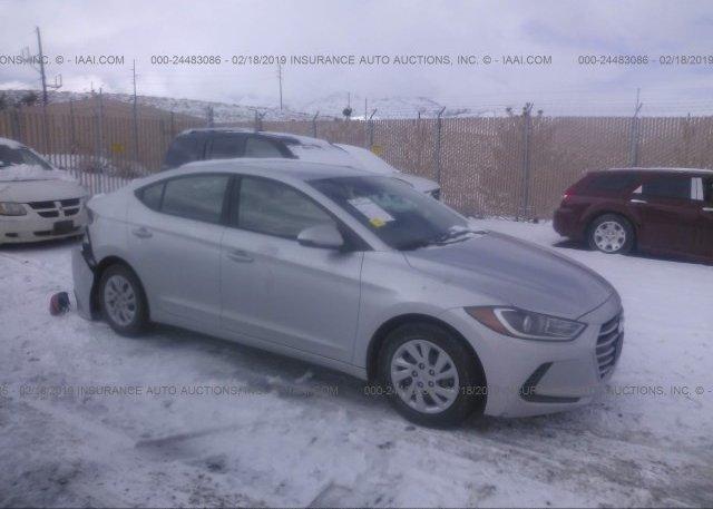 Inventory #864406334 2017 Hyundai ELANTRA