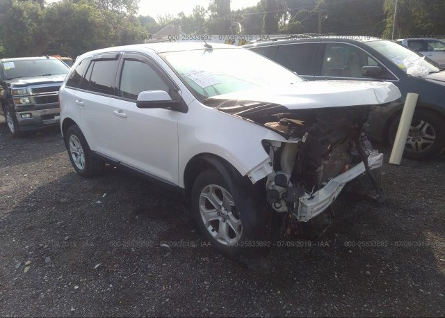 Inventory #657265708 2012 FORD EDGE