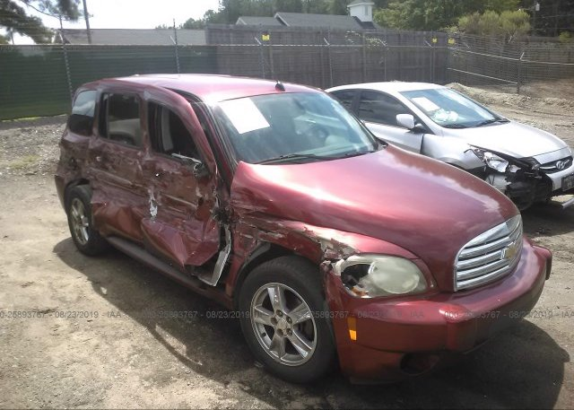 Inventory #325818221 2008 Chevrolet HHR