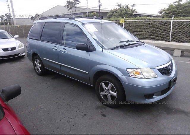 Inventory #317653405 2003 Mazda MPV