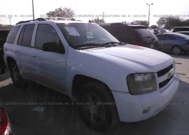 Inventory #182451824 2007 Chevrolet TRAILBLAZER