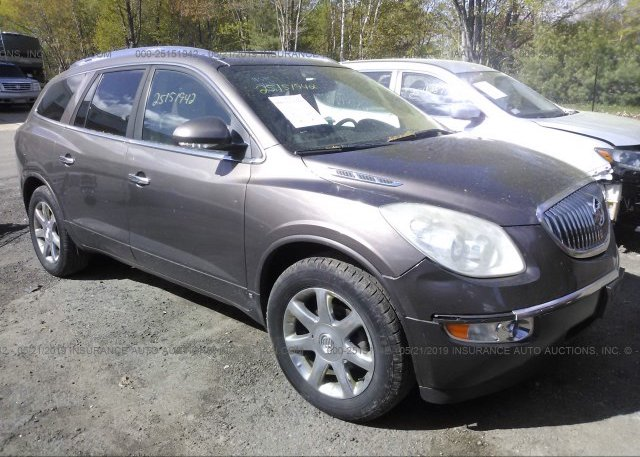 Inventory #528722111 2009 Buick ENCLAVE