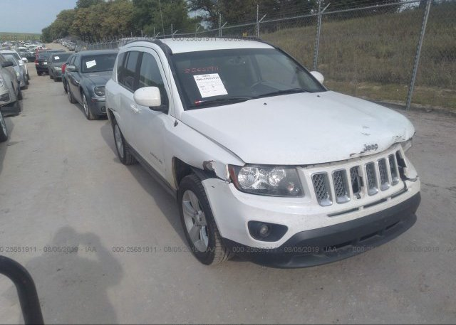 Inventory #743941569 2016 JEEP COMPASS