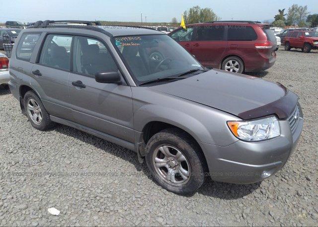 Inventory #749717282 2006 Subaru FORESTER