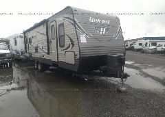 2016 KEYSTONE RV HIDEOUT - 4YDT26R22GN205991 Left View