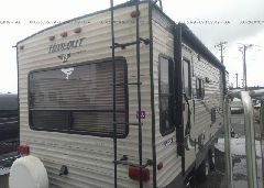 2016 KEYSTONE RV HIDEOUT - 4YDT26R22GN205991 rear view