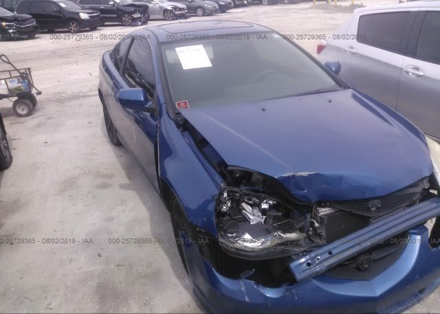 Inventory #120495872 2002 Acura RSX