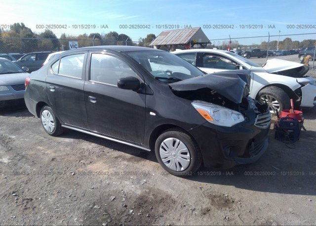 Inventory #601671102 2019 MITSUBISHI MIRAGE