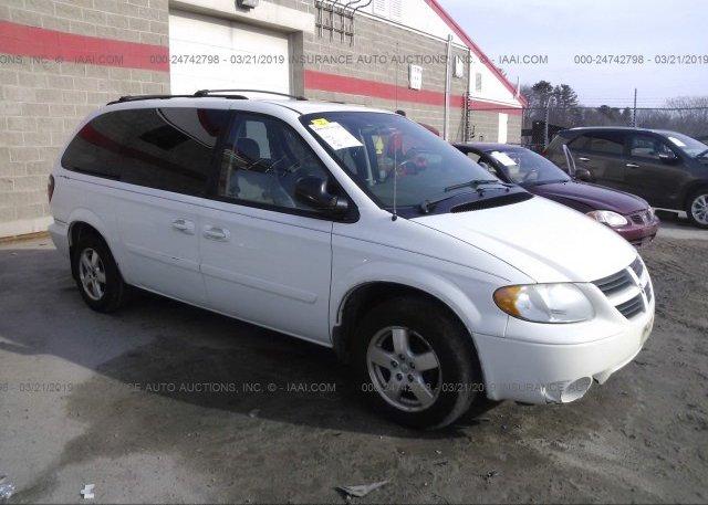 Inventory #482800242 2006 Dodge GRAND CARAVAN