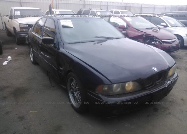 Inventory #654526815 2003 BMW 530