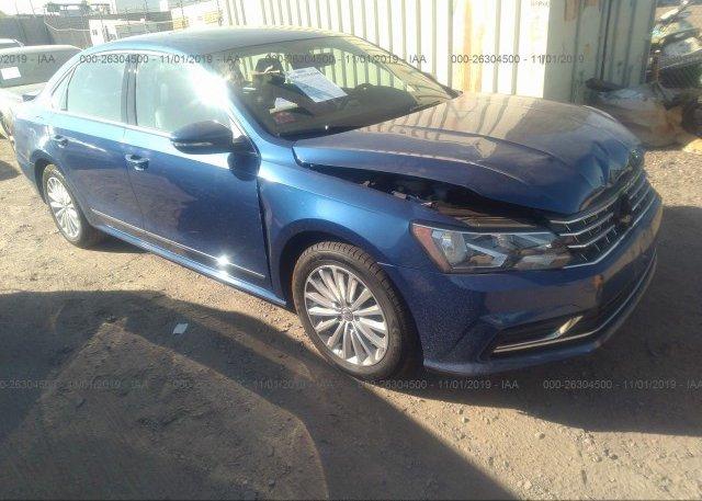 Inventory #995775051 2016 Volkswagen PASSAT