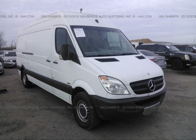 Inventory #911785065 2013 Mercedes-benz SPRINTER