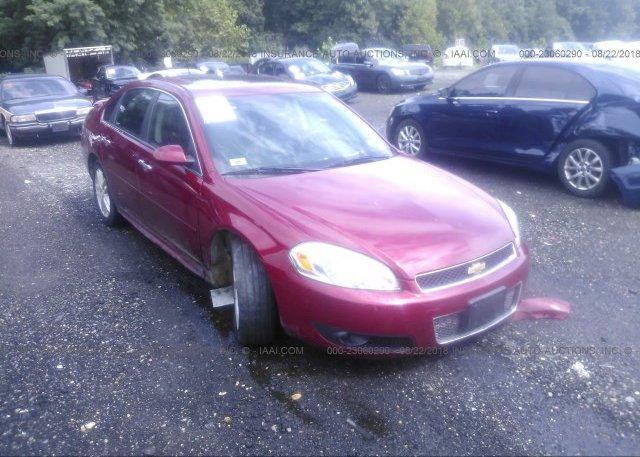 Inventory #778782255 2013 Chevrolet IMPALA