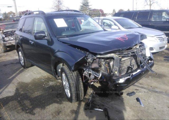 Inventory #623311705 2010 Subaru FORESTER