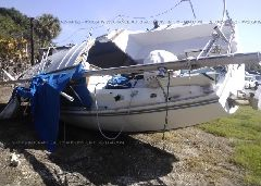 1980 CATALINA YACHT - CTYK1781M800 [Angle] View