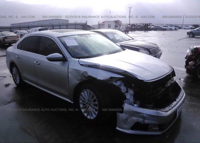 Inventory #942281654 2016 Volkswagen PASSAT