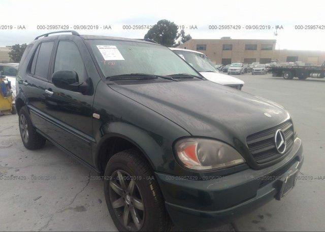 Inventory #286241468 2000 Mercedes-benz ML