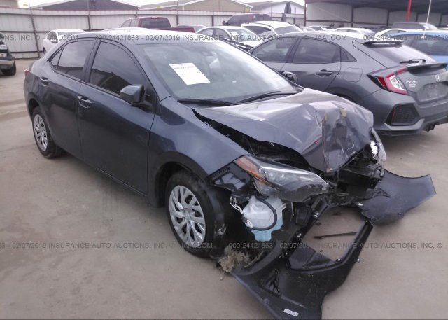 Inventory #122527172 2018 Toyota COROLLA