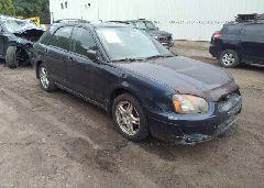 2005 Subaru IMPREZA - JF1GG67555H815128 Left View