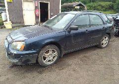 2005 Subaru IMPREZA - JF1GG67555H815128 Right View