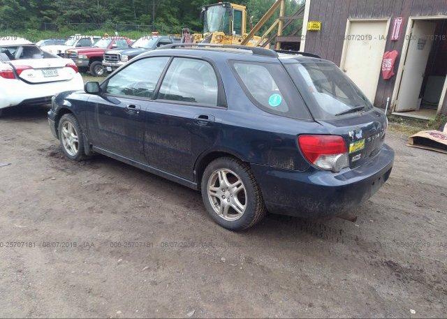 2005 Subaru IMPREZA - JF1GG67555H815128