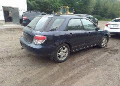 2005 Subaru IMPREZA - JF1GG67555H815128 rear view
