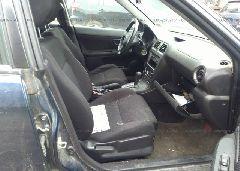 2005 Subaru IMPREZA - JF1GG67555H815128 close up View