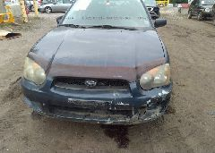 2005 Subaru IMPREZA - JF1GG67555H815128 detail view
