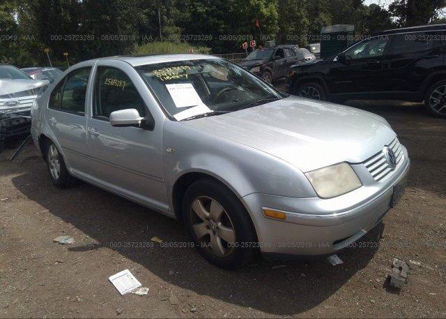 Inventory #855869221 2004 Volkswagen JETTA