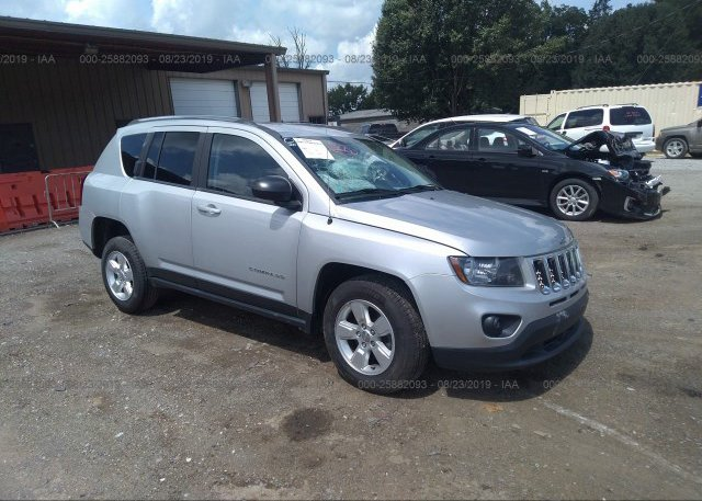 Inventory #897140641 2014 JEEP COMPASS