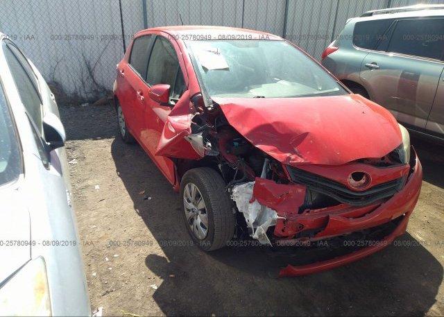 Inventory #665456264 2012 Toyota YARIS