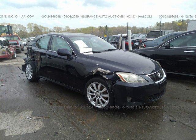 Inventory #414355674 2008 Lexus IS