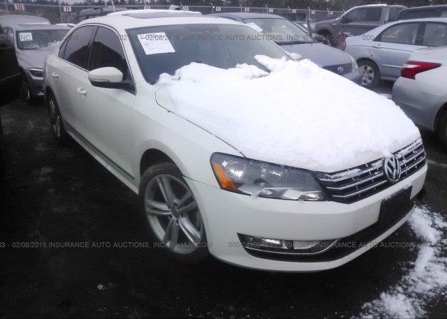Inventory #818177160 2015 Volkswagen PASSAT