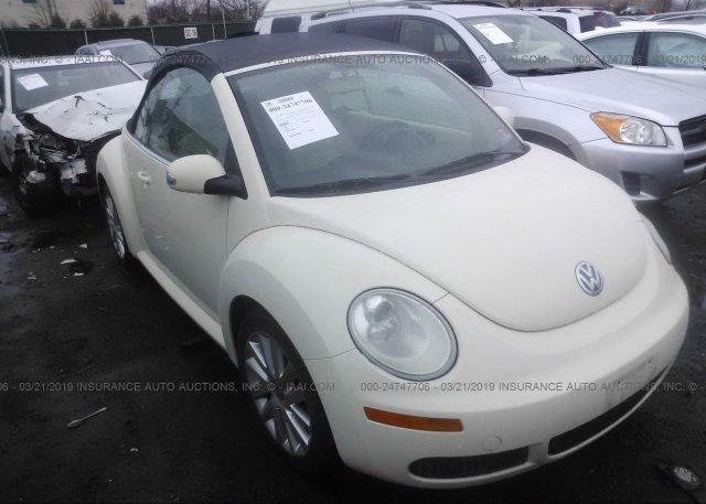 Inventory #540313927 2008 Volkswagen NEW BEETLE