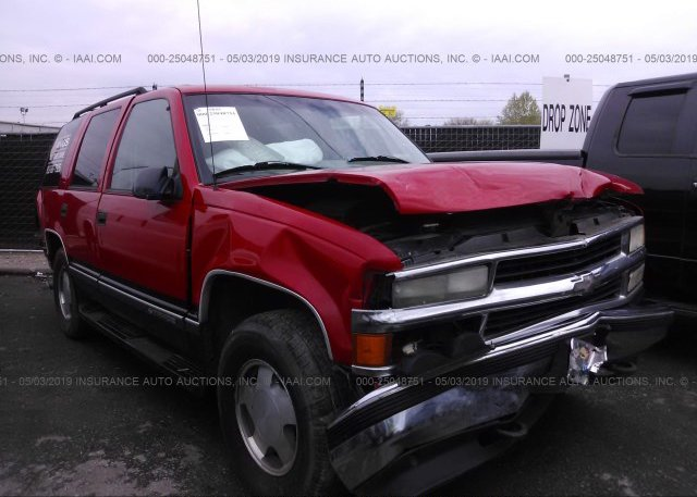 Inventory #111423139 1999 Chevrolet TAHOE