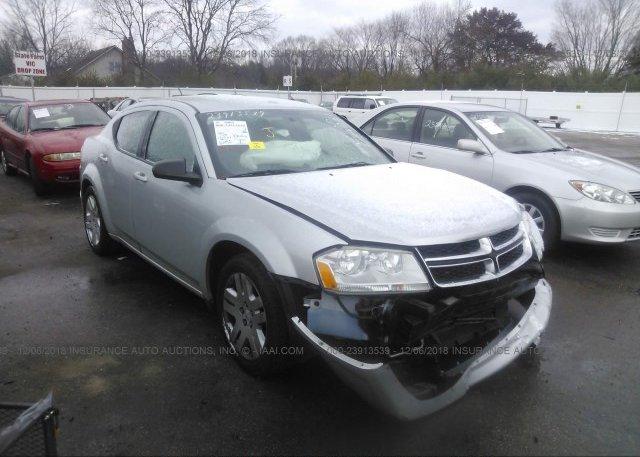 Inventory #274090800 2011 Dodge AVENGER
