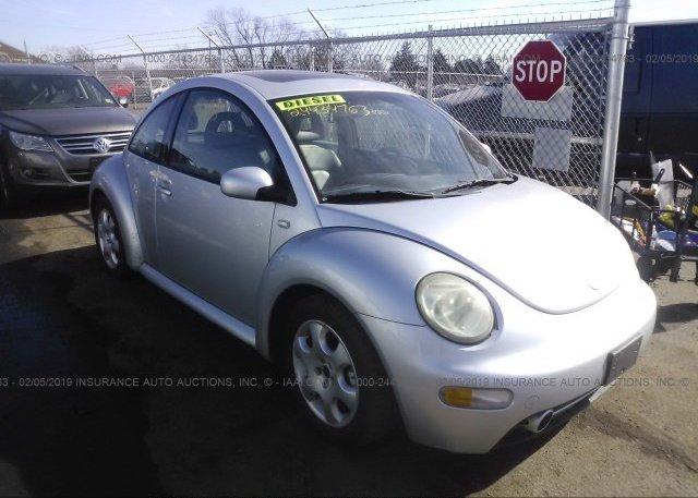 Inventory #717054733 2002 Volkswagen NEW BEETLE