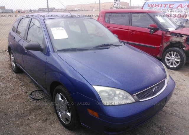 Inventory #940444606 2005 FORD FOCUS