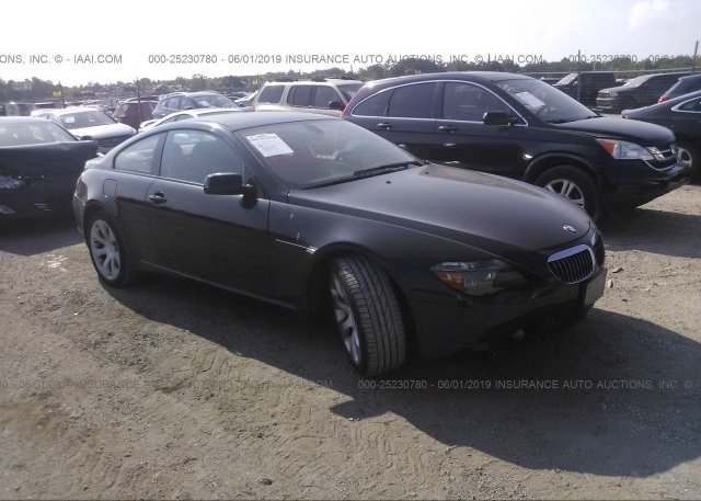 Inventory #880677129 2006 BMW 650