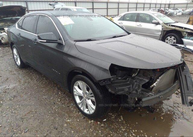 Inventory #847880395 2014 CHEVROLET Impala